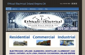 electrician upland ca