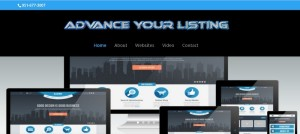 Welcome to Website Designer - Advance Your Listing - Cory George